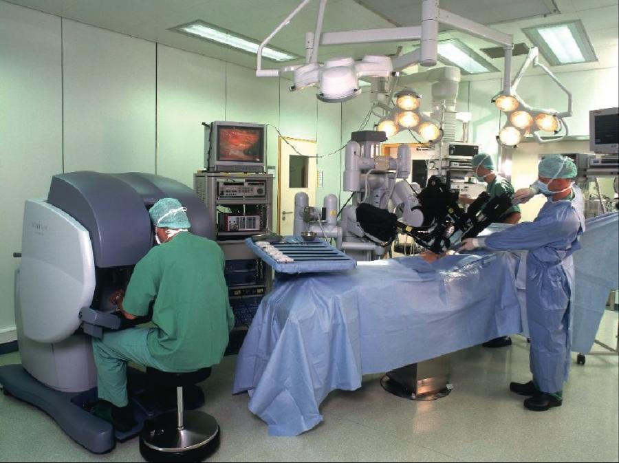 Da Vinci Robotic Prostatectomy Prostate Cancer Treatment Urology